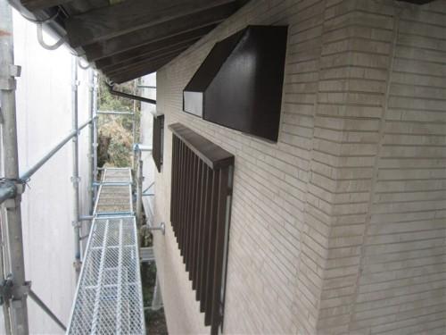 太宰府市 外壁張り替え工事⑧